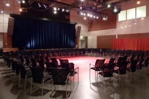 Theaterzaal De Vlootschouw